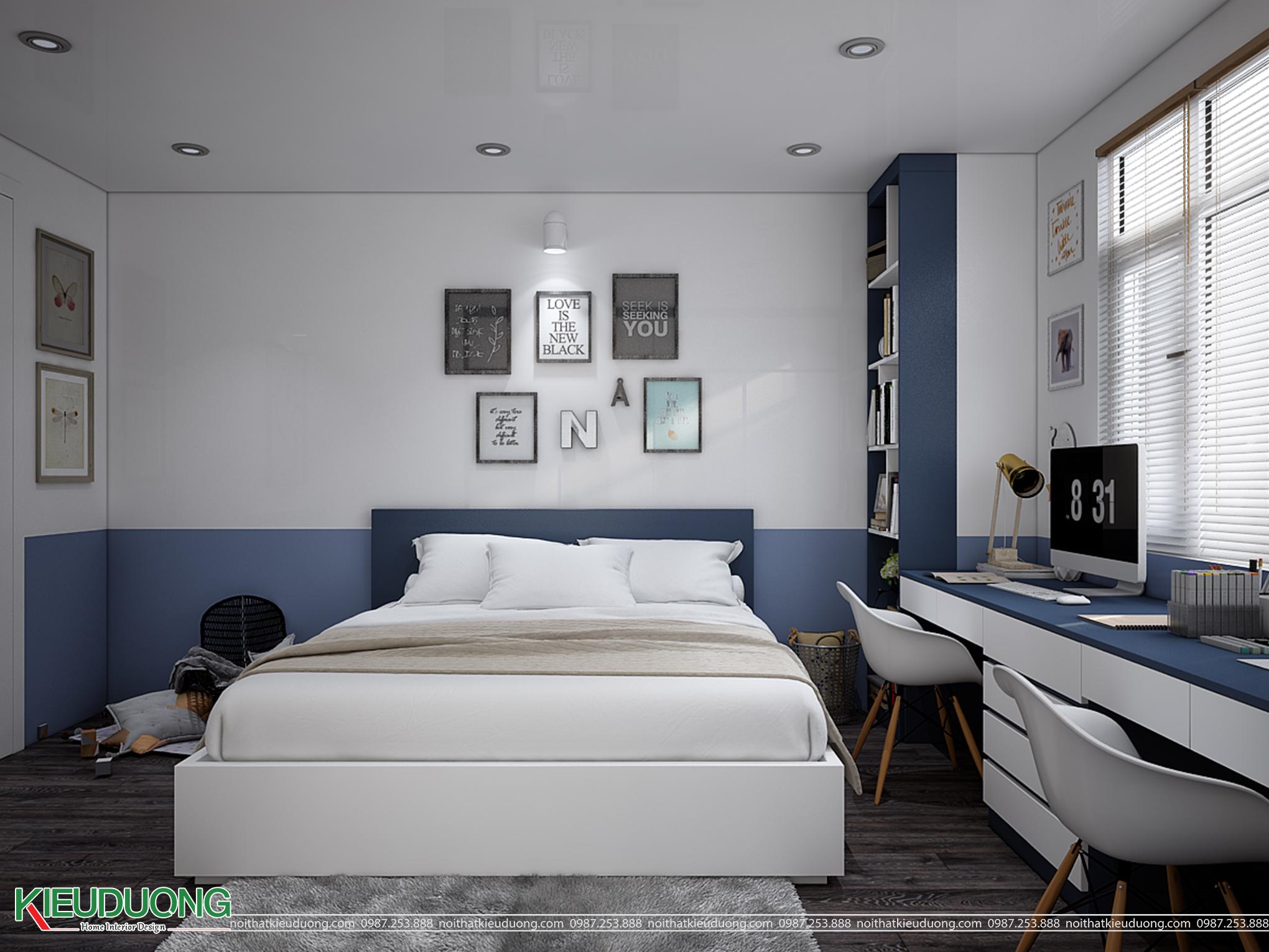 Những lưu ý khi thiết kế phòng ngủ
